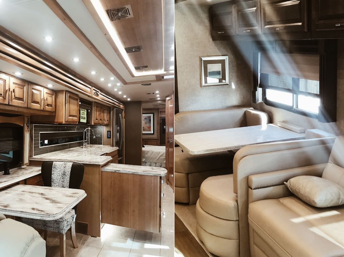 Amazing RV interiors of 2019