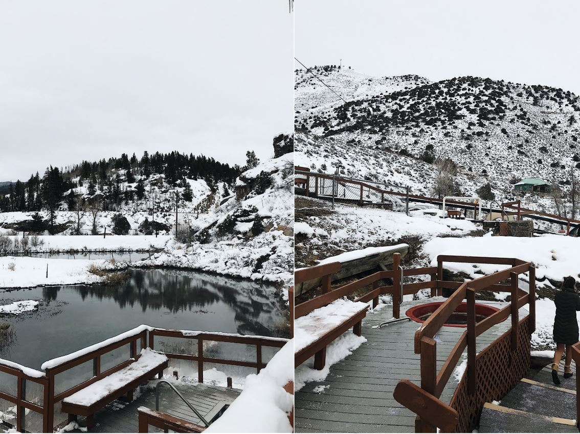 Most stunning hot springs in Colorado to venture to this Valentines Day