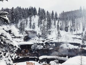 The best natural hot springs you'll ever lay eyes on.
