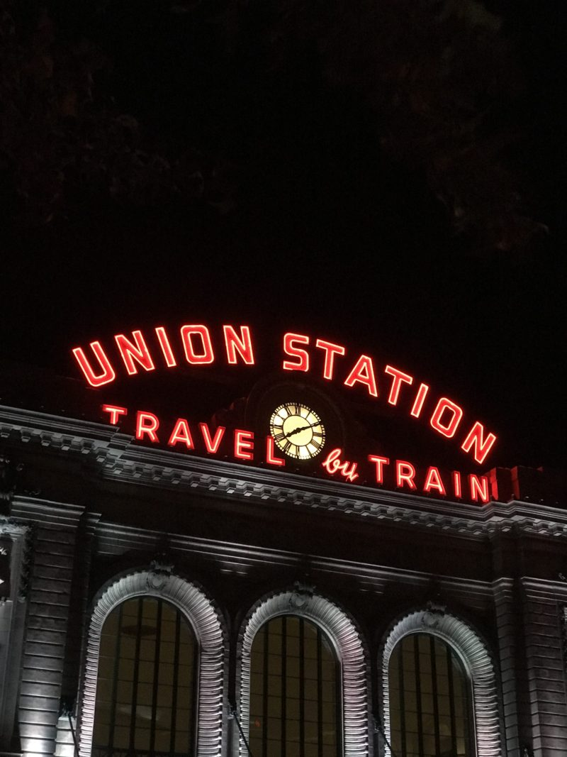 Check out Denver new hip hang out, Union Station