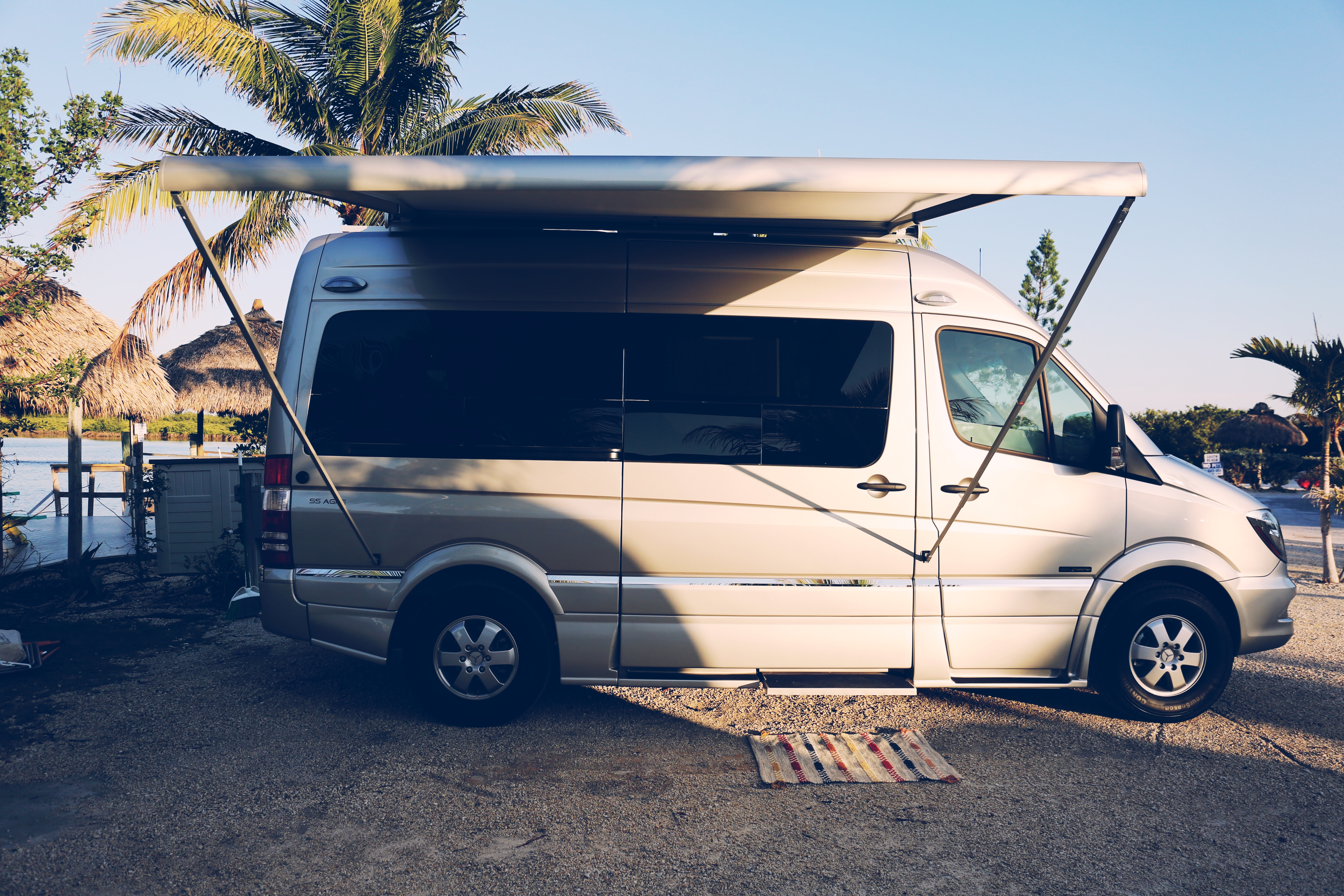 Everything you need to know when making a service department at La Mesa RV