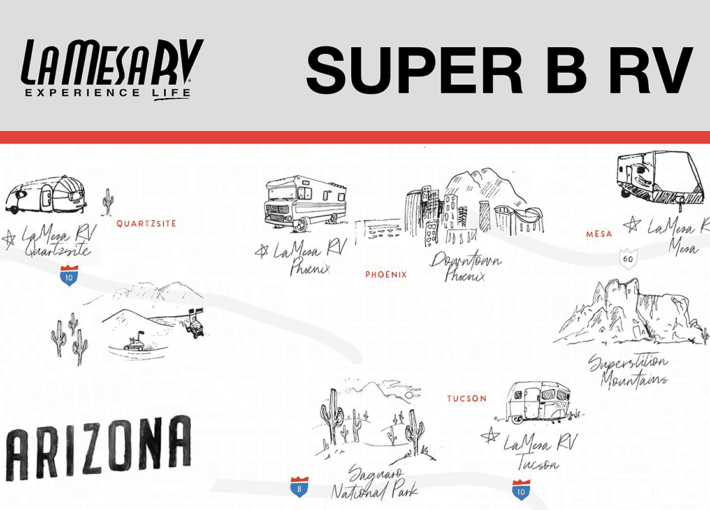 Everything You Need to Know About the 2019 Super B RV Show in Arizona