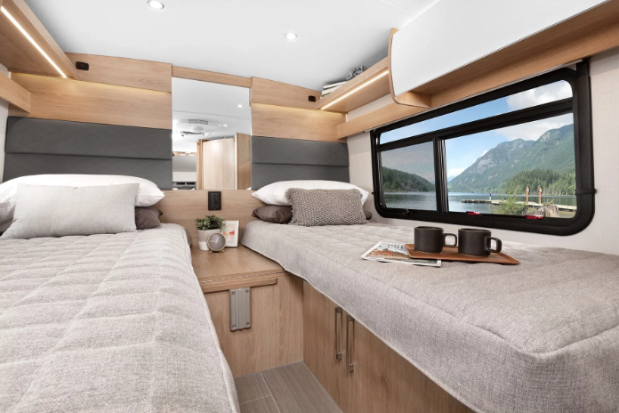 2019 New RV Models Lesiure Travel