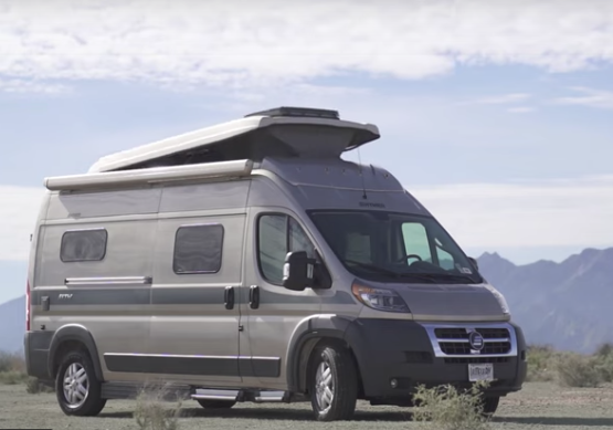 Get the New Hymer Aktiv 2.0 Loft Edition Before It's Too Late