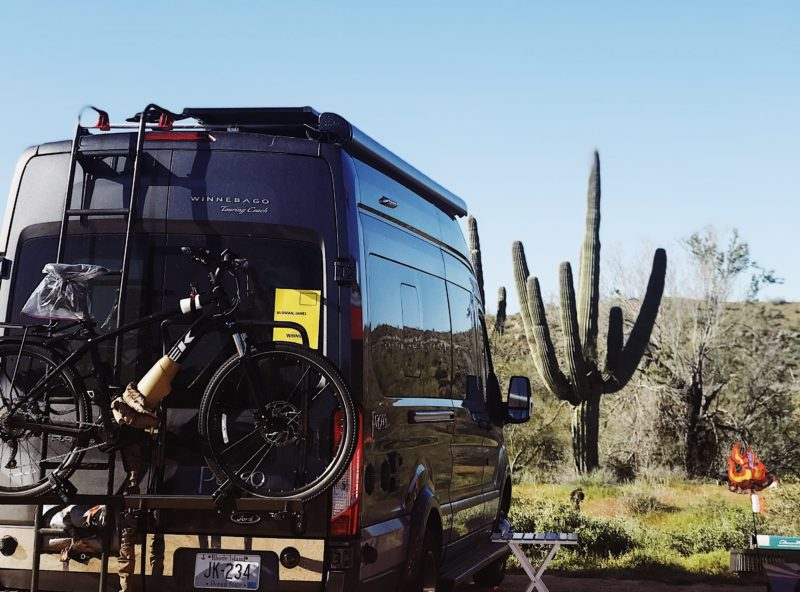 best bumpers, ladders and off road accessories for RVs