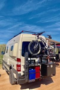 light bars, rv ladders, bike hitches and more