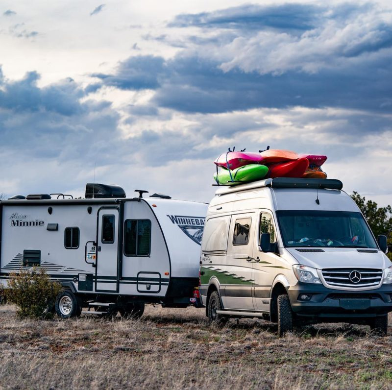 service your RV before summer starts