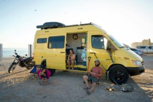 family RV travel, budget RV travel
