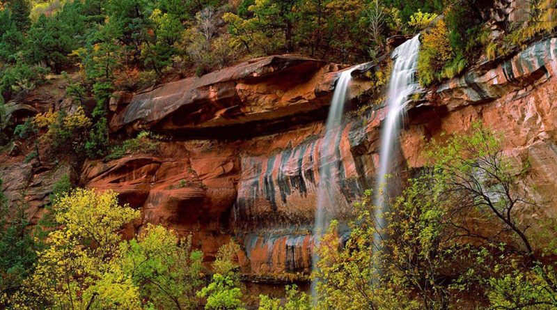best waterfalls across america