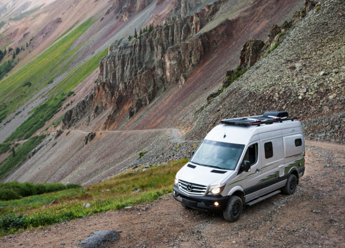 This Adventurous Family is Taking their Winnebago Revel to Europe and Beyond, Here's How!