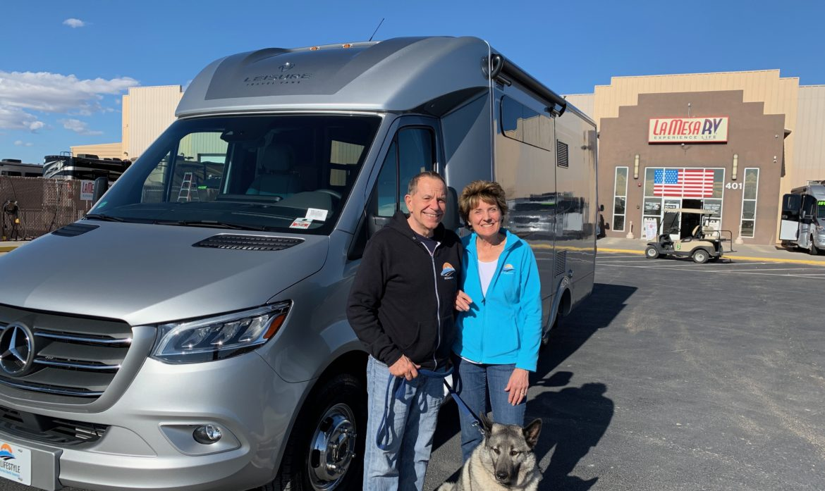 RV Spotlight: Catching Up With The Wendland's of RV Life Style + Their New RV