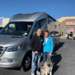 inspiring RV couple, Unity FX