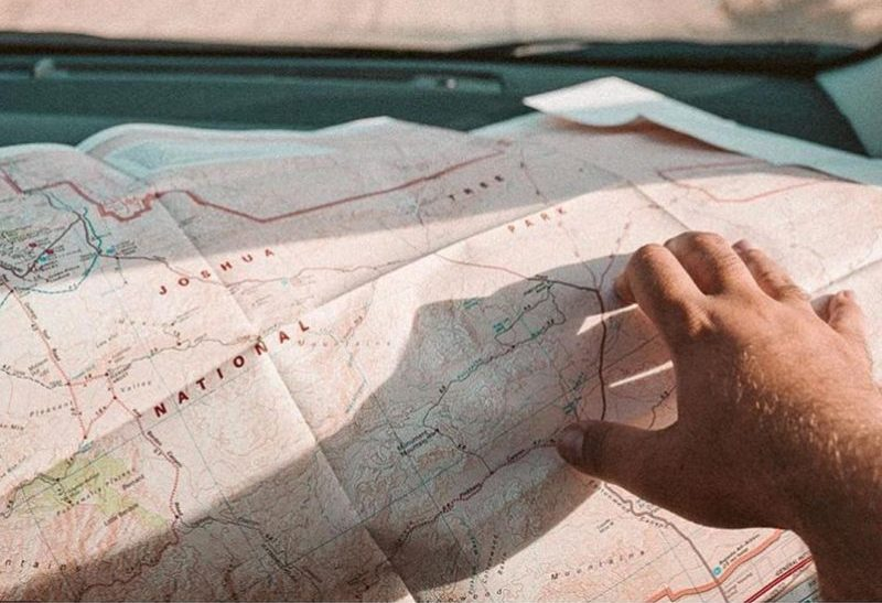how to travel solo in an RV