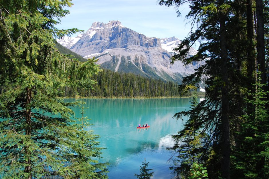 The Most Popular RVing Summer Destinations in Canada