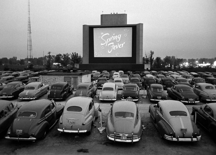 The Top RV Friendly Drive-In Movie Theatre's Across America