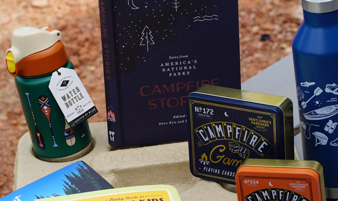 Giveaway: You Could Win This Family Friendly Camping Kit