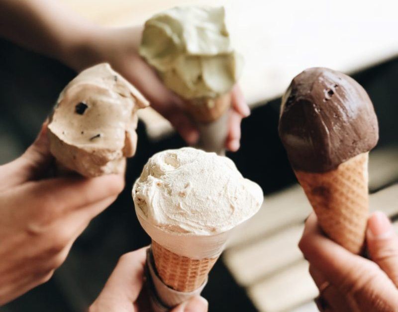 The Top Route 66 Ice Cream Spots