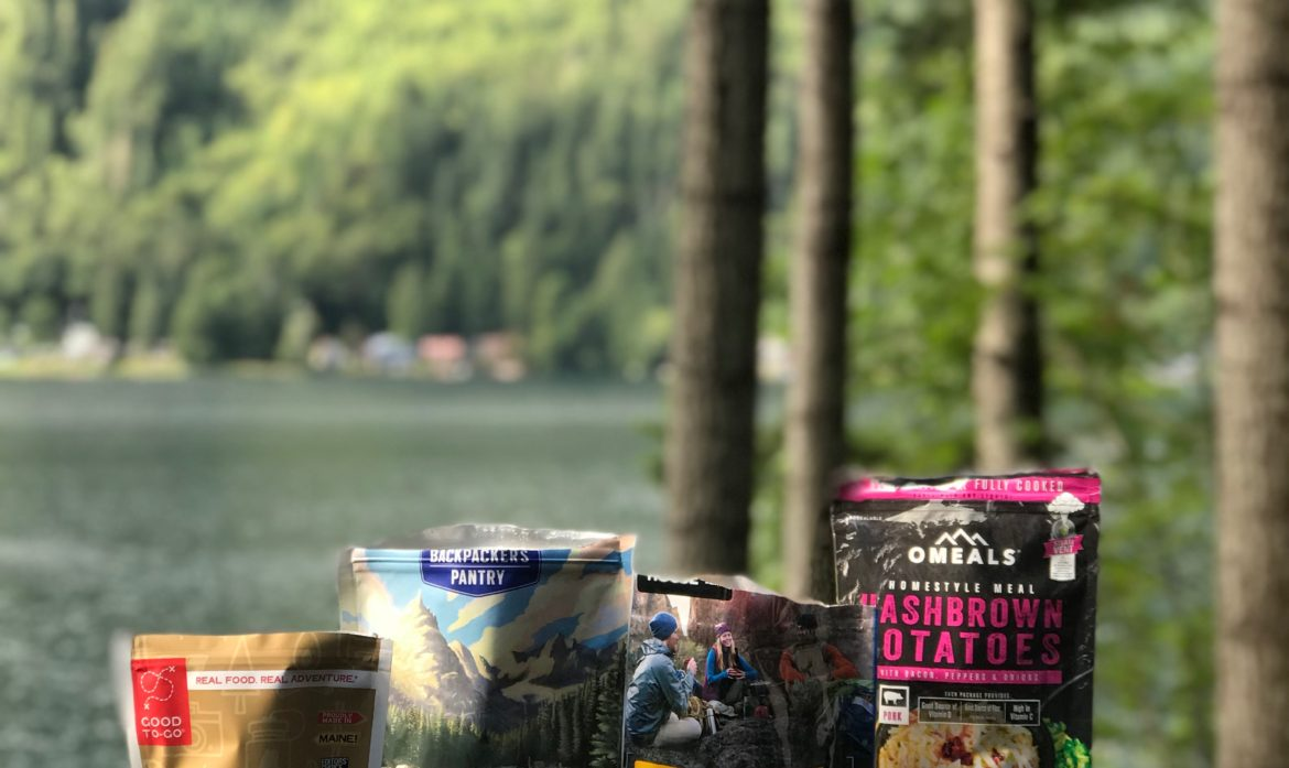 We Tasted These Instant Campground Meals… Here's the Verdict