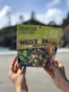 wild zora, instant backcountry meals rated