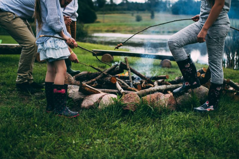 best campsites for families and kids