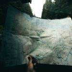 the route from Seattle to Olympic National Park