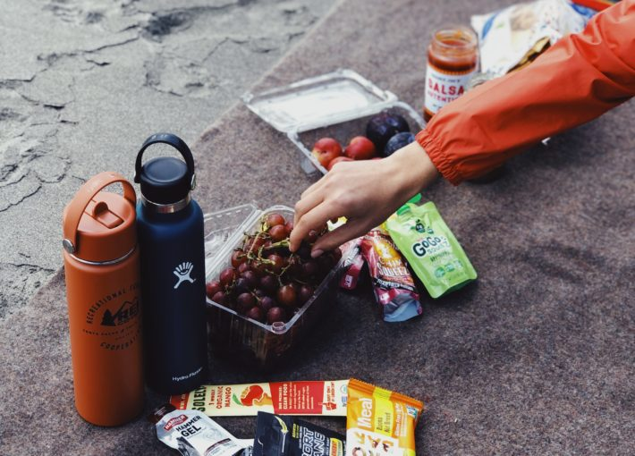 Stock Your RV with These Healthy and Storage Friendly Snacks