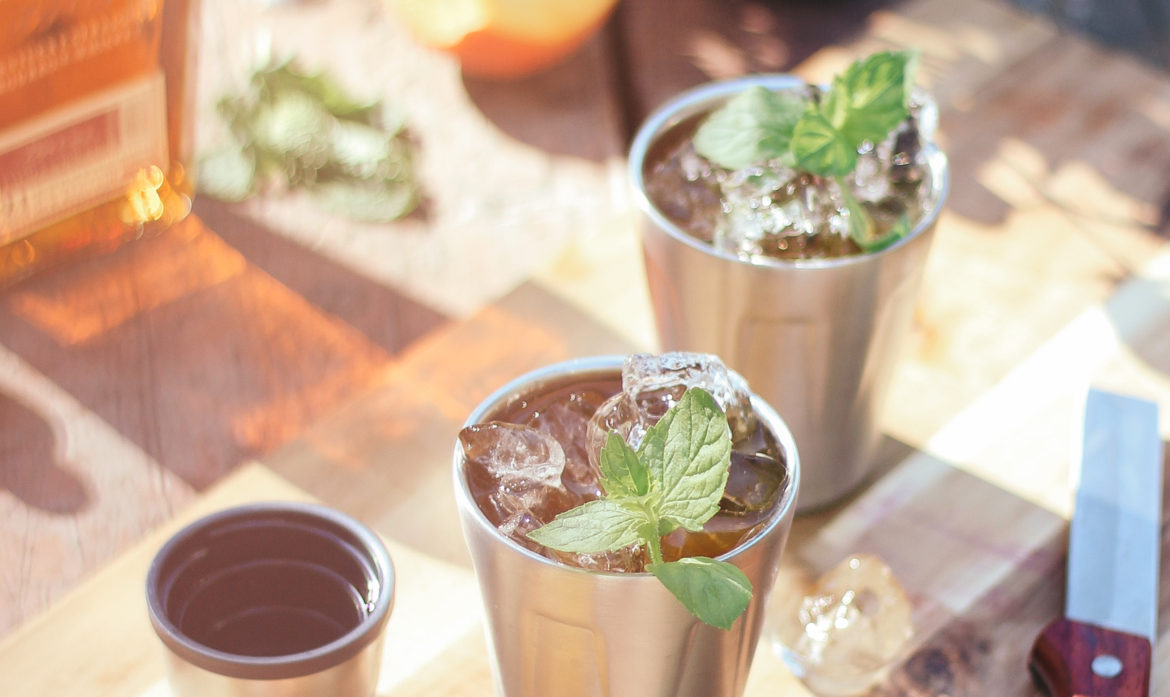 RV Campsite Cocktail Series: The Rich History of the Mint Julep