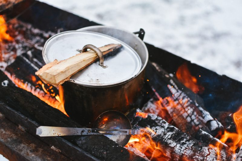 camp cookery, best fall recipes for RVers