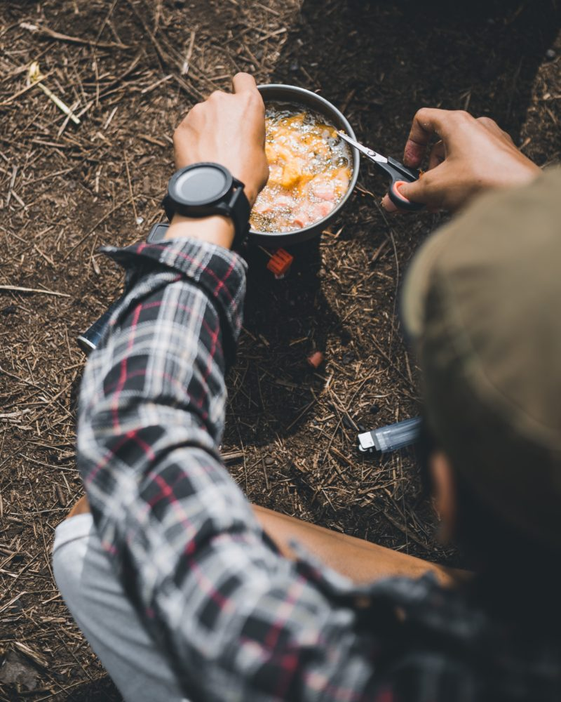 best instant camp meals for falls, RV desserts