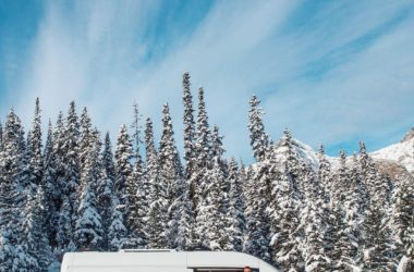 Winterizing Your RV 101