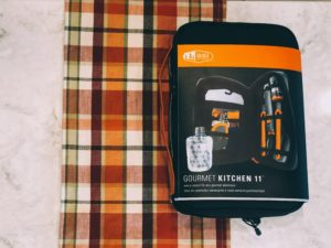 GSI kitcken tool set for RVing needs