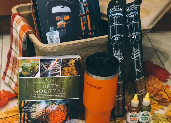 Giveaway! Enter For a Chance to Win A RV Camp Cookery Bundle