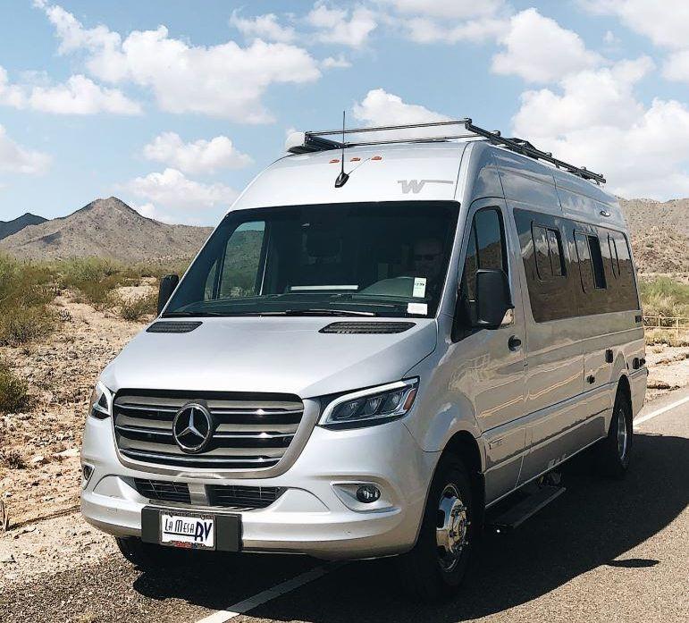Take A Look at the 2020 Winnebago Boldt