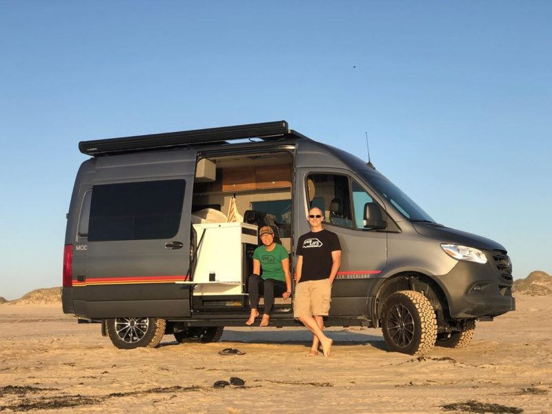 Rving influencers, RV lifestyle