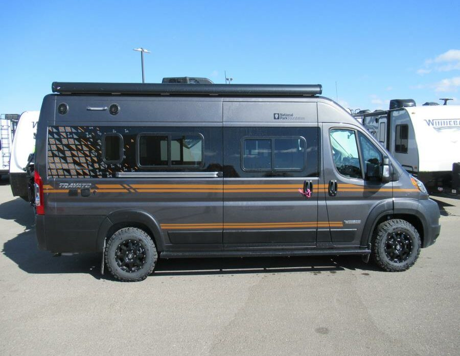 Limited National Park Edition Winnebago Travato Now at La Mesa RV