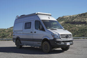 class B rv, winneabgo, adventure mobile