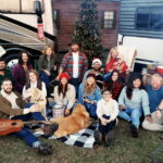 how to decorate your RV this holiday season