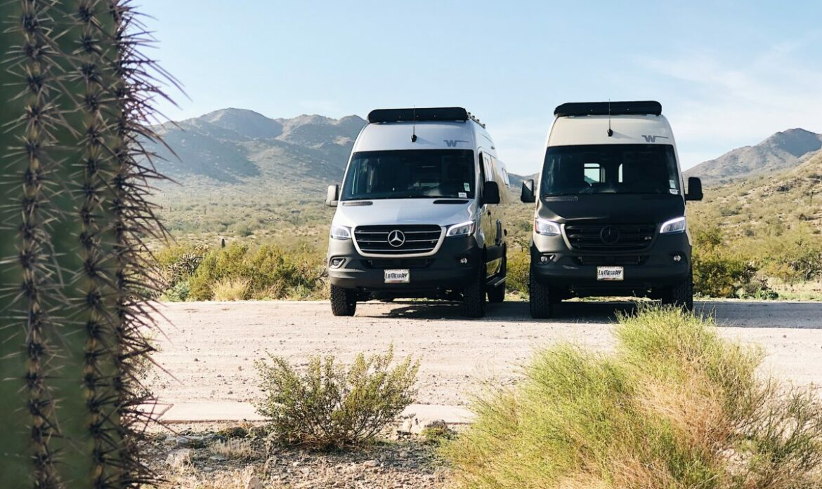 Here's What's New on the Mercedes Sprinter Chassis