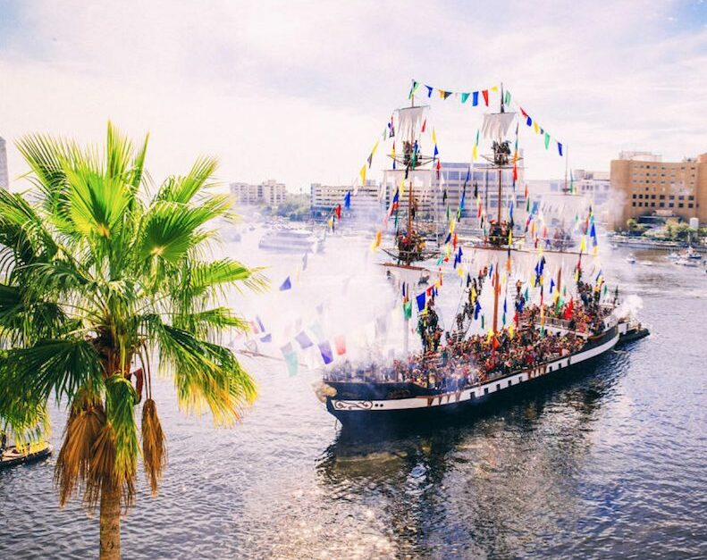 Everything RVers Need to Know About Florida's Pirate Festival Gasparilla