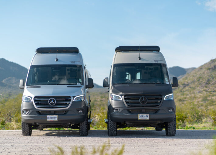 Product Spotlight: Winnebago Revel Agile Explorer Package Exclusively at La Mesa RV