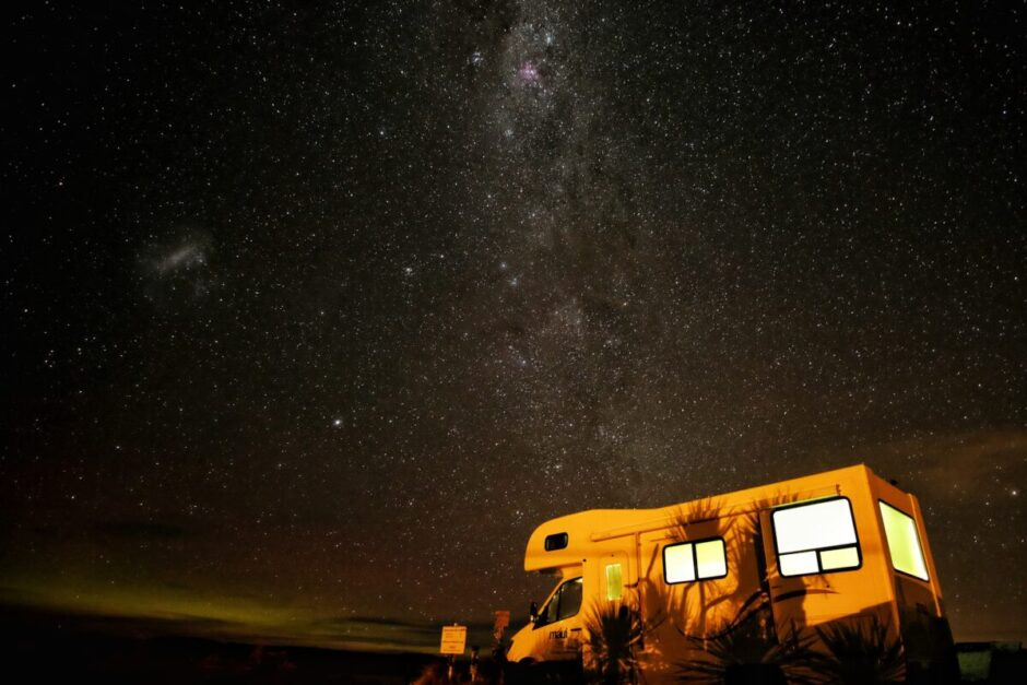 RV Under The Stars 2020: Celestial Events Stargazers & Sky Watchers Won't Want to Miss
