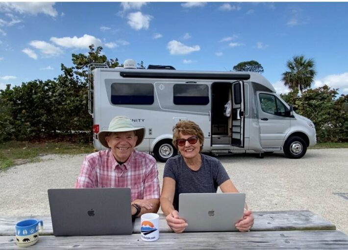Explorer Spotlight: How the Duo Behind RV Lifestyle are Staying Busy During Covid-19