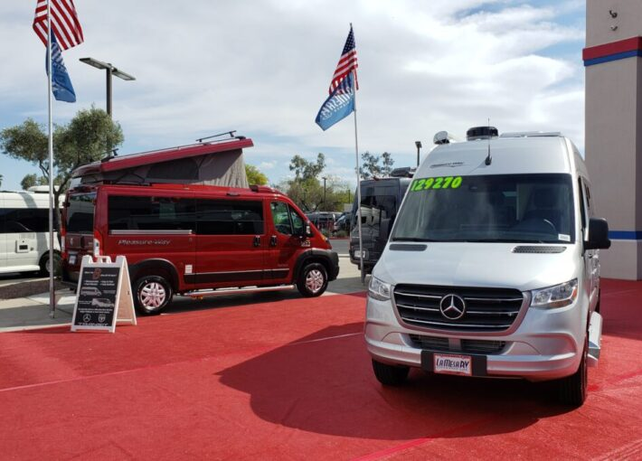 La Mesa RVs Super B RV Show is Going Virtual!