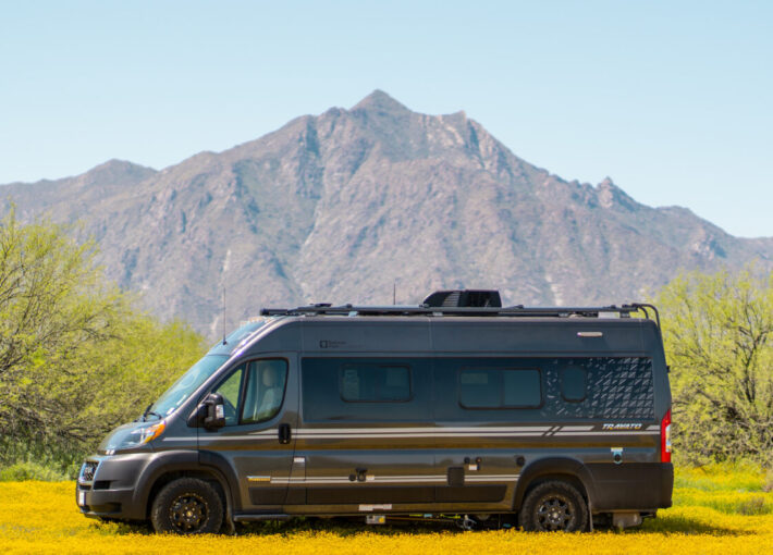 Winnebago's 2020 Travato National Park Edition + Congratulations to the Winner of our National Parks Pass Giveaway