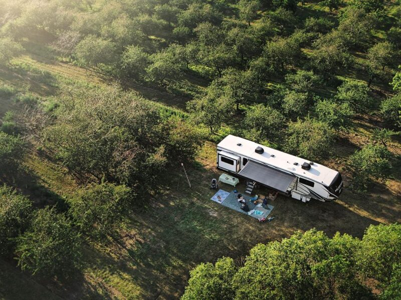 boondocking with RV