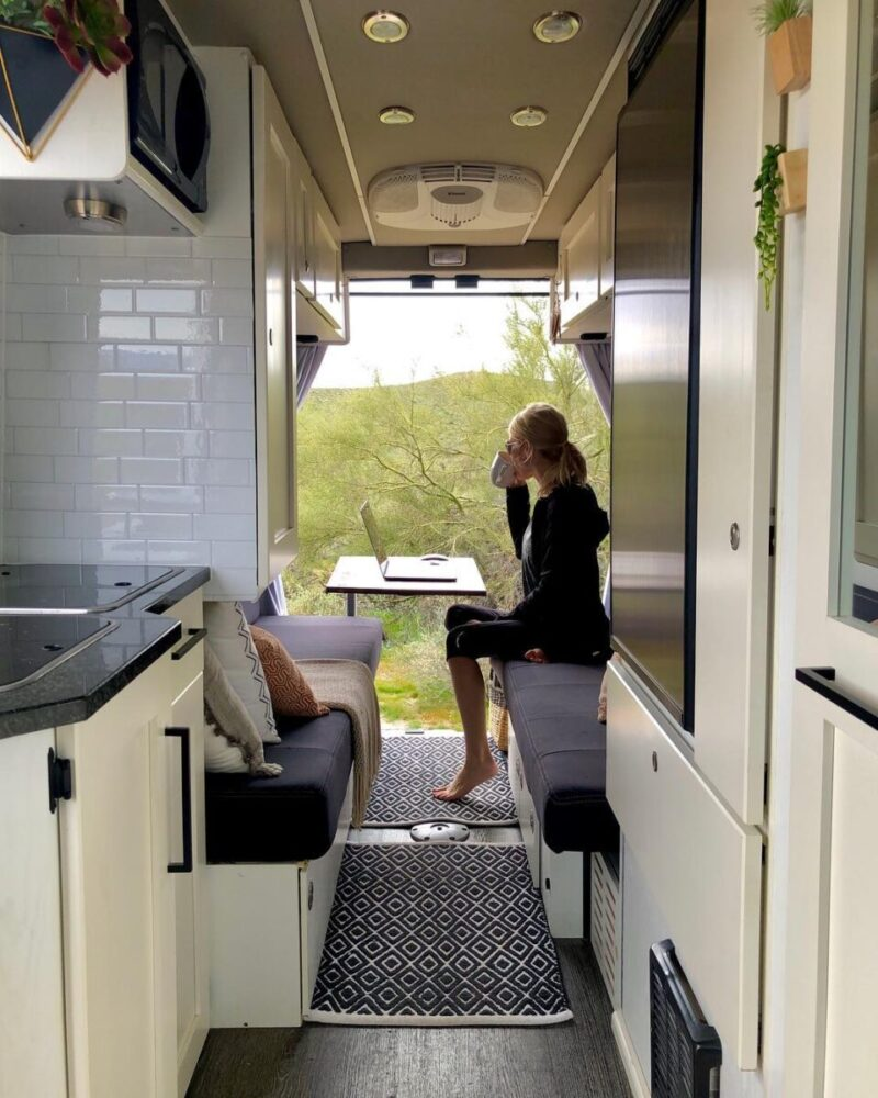RVs To Work remotely