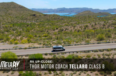 RV Up-Close: Thor Motor Coach Tellaro