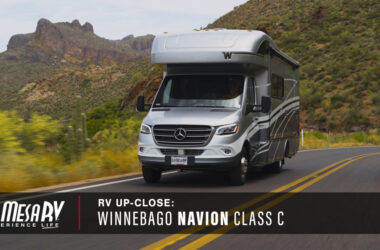 RV Up-Close: 2020 Winnebago Navion
